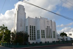 Belize City: Wesley Methodist Church (zug55) Tags: church belize caribbean belizecity centralamerica belice wesleymethodistchurch americacentral britishhonduras