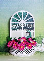 Floral Balcony 1 (Nupur Creatives) Tags: heartfelt creations heartfeltcreations