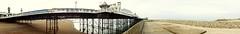 Panoramic Magic (bimbler2009) Tags: ocean sea beach landscape urbanlandscape palacepier fujifilms9900w