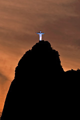 Corpus Christi (Spectacle Photography) Tags: travel brazil portrait mountain southamerica rio brasil riodejaneiro dusk corpuschristi sunday cristoredentor christtheredeemer corcovado riosul
