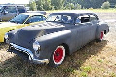 chopped Olds (bballchico) Tags: chopped olds oldsmobile 1953