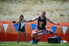 HG16-35 (Photography by Brian Lauer) Tags: illinois scottish games highland athletes heavy scots itasca lifting