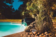 Exotisme (jpardelle) Tags: night 35mm exposure lumire cailloux longue exotism pauselongue piscune