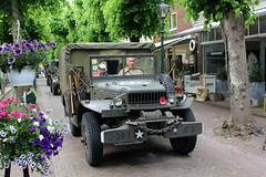 Dodge W 52 (Davydutchy) Tags: netherlands truck army ride military may nederland hobby voiture wc lorry vehicle dodge frise rit heer convoy paysbas friesland 52 armee leger niederlande militr reenacting lkw 2016 frysln militair frisia rondrit langweer tocht langwar kolonne wc52 poidslourd legervoertuig legergroen