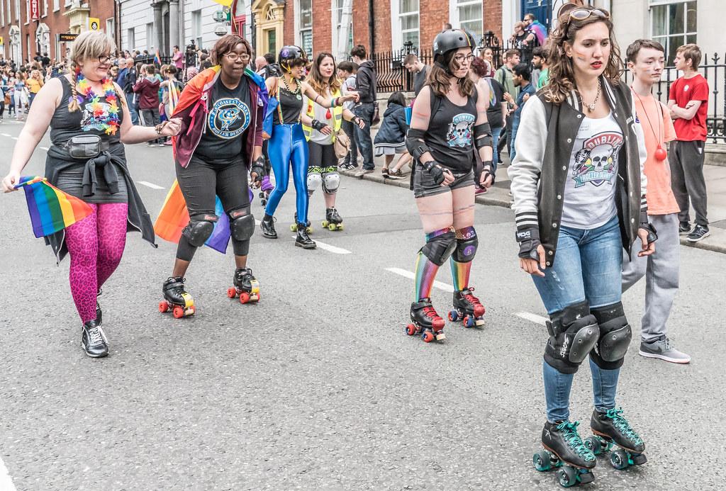 PRIDE PARADE AND FESTIVAL [DUBLIN 2016]-118187