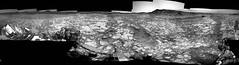 "Mars: Curiosity Nears ""Baynes Mountain"" (PaulH51) Tags: mars landscape rocks science nasa geology exploration discovery jpl caltech msl lewisandclarktrail 360degreepanorama planetmars msice nasajplcaltech curiosityrover galecrater endofdrivepanorama helgasdune leftnavigationcamera baynesmountain"