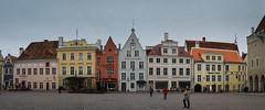 Tallin (Jos Hidalgo) Tags: plaza skyline estonia tallin panormica nikonflickraward