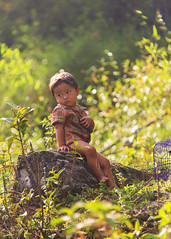 Little Boy Near Hau Thoa (Rob Kroenert) Tags: boy portrait kid asia child rice little terrace north vietnam pa viet sa southeast northern sapa nam hau thoa