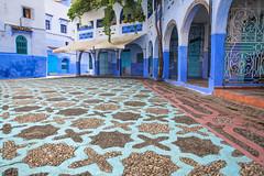 Maroc - Chefchaouen (akcfoto) Tags: town bleu maroc marocco chefchaouen rif bluecity