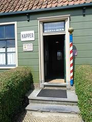 Enkhuizen buitenmuseum, Kapper (janwillemsen) Tags: hairdresser enkhuizen kapper