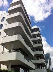 Tuborg Havnepark (2008) (annindk) Tags: copenhagen details housing hellerup