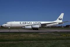 F-GDJM (Cargo Lion) (Steelhead 2010) Tags: cargo ost dc8 freg dc862f dc860 cargolion fgdjm douglasmcdonnelldouglas