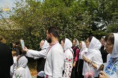 A cross procession from the village of Nikolskoe to the village of Adamovka / Крестный ход из Никольского в Адамовку (13)