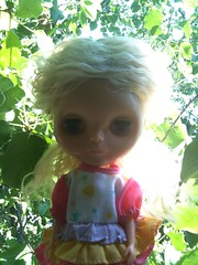 127/365 Soaking up the sun (imakeitcute) Tags: twig blythe adg uploaded:by=flickrmobile flickriosapp:filter=nofilter tryingthis365thing