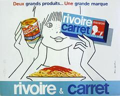 Gauthier Rivoire & Carret (The Galerie Fitzroy) Tags: original vintage posters gauthier rivoire carret galeriemontmartre