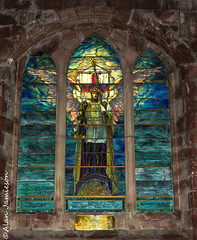 Stained Glass (Alan-Jamieson) Tags: mountains landscape scotland highlands aberdeenshire fyvie