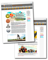 Wight Riviera Sportive 2013 - Website Screenshots (s0ulsurfing) Tags: uk greatbritain england news english tourism promotion race island photography cycling bay design screenshot published image unitedkingdom ad may tourist advertisement event website vectis isleofwight advert gb pr guide roads isle wight freshwater westwight sportive 2013 eventphotography s0ulsurfing comptondown blatantselfpromotion isleofwighttourism jasonswain wwwjasonswaincouk wightrivierasportive2013 wightrivierasportive closedroadcyclosportive avantloop