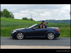 Mercedes Benz SLK 55 AMG (Laurent DUCHENE) Tags: mercedes benz mercedesbenz 55 amg slk 2013 clubmercedespassion