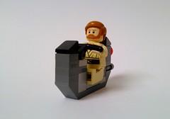 Star Wars Speeder (kenobi8) Tags: star lego wars speeder moc afol kenobi8