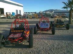 SunBuggy Theme Buggies (SunBuggy Las Vegas) Tags: vegas lasvegas cocacola oakley speedway corporateevents dunebuggys sunbuggy sbexclusive