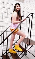 Rah stairs yellow ultra short copy (Bondi Ugg) Tags: bondi uggboots sheepskin uggs bondiugg