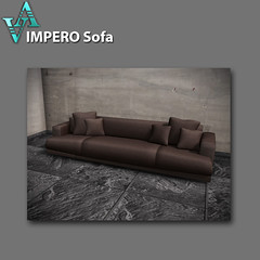 Atelier Visconti - sofa impero (Atelier Visconti) Tags: sofa stephan av atelier visconti impero
