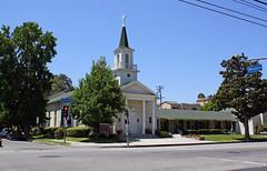 Ed Wood (On Location in Los Angeles) Tags: church losangeles location hollywood johnnydepp filming sarahjessicaparker timburton billmurray belalugosi edwood martinlandau patriciaarquette