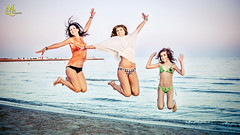 Baywatch (MCarballo) Tags: julia modelos alicante lirio verano lorena tarde mirian tamarit 2013 juansalinas stapola tfcdalicante