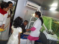 Mobile Dental Unit (CSR initiatives for underprivileged populations) Tags: toothbrush dentistry toothbrushing dentalcheckup dentalhealth dentalcaries dentalscreening dentaleducation pedodontics mobiledentalunit dentalpublichealth publichealthdentistry dentalsealants schoolhealthschoolhealthprogramschoolhealthservicesschoolhealthprogrammehealtheducationhealthscreeningtrinitycarefoundationpublichealthprogramcommunityhealthservicesfreecleftsurgeryindiafreecleftsurgerybangalorefr