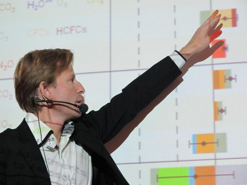 Klimaforsker Gunnar Myhre, Cicero Senter for klimaforskning