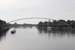 Hoeg Brögk Maastricht (EtienneMuis) Tags: maastricht sint brug maas hoge servaasbrug hoeg brögk boogbrug