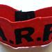 Australian Air Raid Precautions armband  - WW2