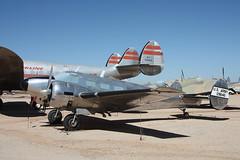 Beechcraft UC-45J Expeditor (twm1340) Tags: arizona museum tucson space air az pima beechcraft expeditor 2013 pasm uc45j