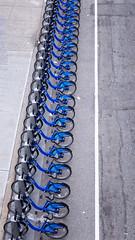 Bicycles (blichb) Tags: nyc newyorkcity usa newyork bike bicycles fahrrad fahrrder 2013 canon6d citibikes blichb