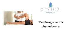 Massage Knie (CityMed) Tags: sport germany person leute hand bein massage heath frau fitn