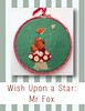 """Wish upon a Star: Mr Fox • <a style=""""font-size:0.8em;"""" href=""""http://www.flickr.com/photos/29905958@N04/10704775556/"""" target=""""_blank"""">View on Flickr</a>"""