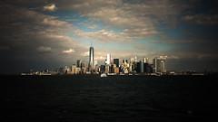 New York City B&W Landscape