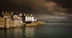 Castletown, Isle of Man (Heathcliffe2) Tags: sky castle stormy walls isleofman castletown