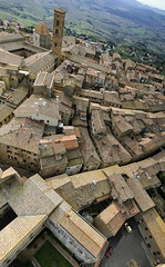Volterra aerial view I - 301r (opaxir) Tags: italy volterra aerial tuscany kap toscana
