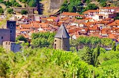 Collioure 137 en descendant du Fort Saint-Elme (paspog) Tags: france fort collioure pyrnesorientales languedocroussilon rooussillon