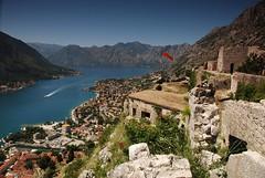 Kotor (barankie) Tags: sea bay balkans adriatic montenegro kotor boka kotorska