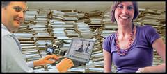 Carlo Alfredo Clerici e Laura Veneroni fra cumuli di libri (psicologiaclinica) Tags: psicologia tristezza saggio sla ospedale manuale depressione ansia cancro radioterapia psichiatra psicofarmaci chirurgia psicoterapia benzodiazepine tumore gammaknife tumori sclerosimultipla psichiatria psicoterapeuta antidepressivi trattato sclerosilateraleamiotrofica chemioterapia nosocomio psicoanalista ansiolitici psicodinamica psiconcologia psicologiaclinica healthpsychology andreaferrari carloalfredoclerici psicooncologia lauraveneroni valentinadimattei carloaclerici psicologiadellasalute marcellocesabianchi psicoterapiacognitiva psicoterapiapsicoanalitica psicoterapiasistemica neoplasie istitutodeitumori mauramassimino psichiatriadiconsultazione psichiatriadiliaison cesarealbesi psicologiaospedaliera neurolettici psichologo psicoterapiadelbambino egidiomoja gabriellapravettoni terapiadellafamiglia francafossatibellani martabassi guardiaii antonelladellefave
