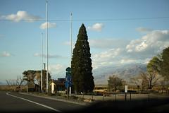Honeymoon : Las Vegas to Mammoth Via Death Valley (HyperXP.com) Tags: california usa mountains america death us honeymoon driving unitedstates roadtrip mammoth valley plains mammothlakes sierranevada lonepine bishop