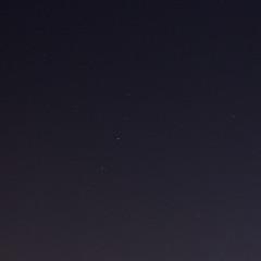 Geminid Meteor Shower over Birmingham 13th December 2013 (timcornbill) Tags: city uk stars star birmingham astro astrophotography meteor lightpollution geminids darkskies shootingstar geminid meteorshower