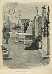 Paris Ignoré 1893.pompes funèbres cimetières,ill q