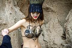 IMG_9833 (Mondomac) Tags: sexy film fashion desert modeling models makeup bodypainting wardrobe bodyart behindthescenes filmmaking styling bts onset