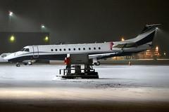 ABS Jets OK-ROM, OSL ENGM Gardermoen (Inger Bjørndal Foss) Tags: norway airplane osl gardermoen okrom
