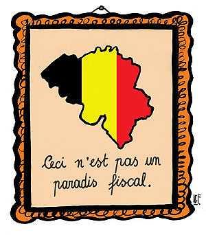België fiscaal paradijs