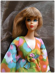 1969 #1116 Dramatic New Living Barbie (melowdys) Tags: laura vintage mod doll steffi stacey cara petra ken barbie skipper tracy carla whitney fred christie peggy 80th mattel 70th 60th steffie airfix plasty