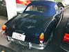 VW Karmann Ghia Cabriolet ältere Arbeit von uns aus den 90er Jahren hier schon die empfohlene Umrüstung des Glasheckscheibenmodells auf die PVC-Scheibe des Vorgängers